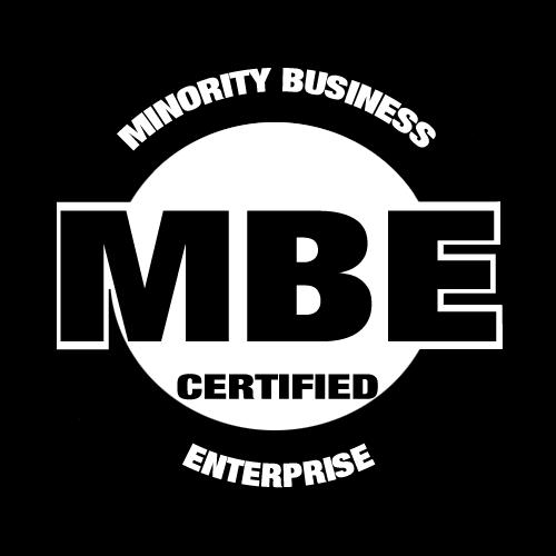 Minority Business Enterprise Certification logo