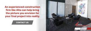 Contact Alta Construction